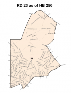 Delaware Representative District 23